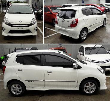 Promo Kredit Toyota Agya Terbaru