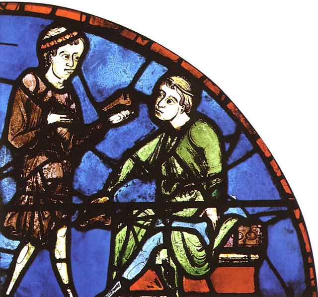 Sapateiro e seu cliente