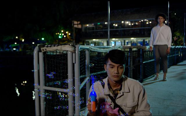Hai 'soái ca' làng kịch Quang Tuấn - Bùi Anh Tú hôn nhau tới… 15 lần trong phim mới