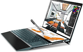 "Asus ZenBook Pro Duo UX581 15.6"" 4K UHD"