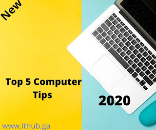 Computer tips