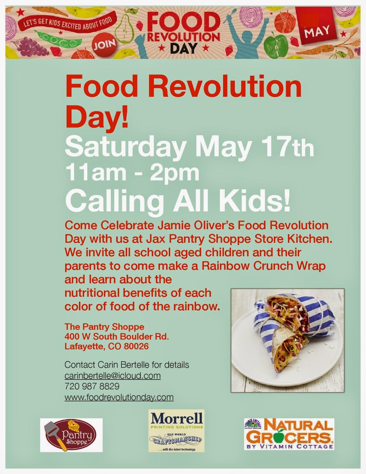 Whole Foods Boulder Flyer