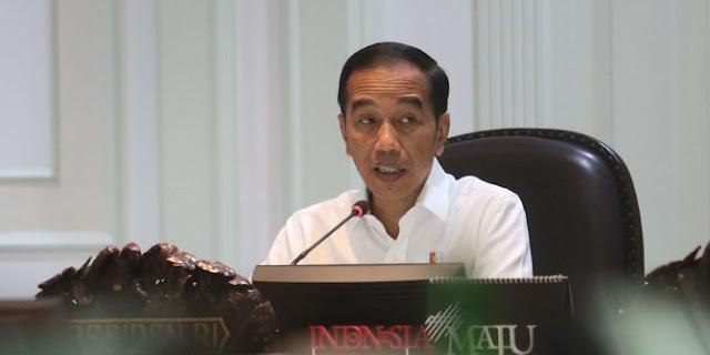 Jokowi : Hukuman Mati Koruptor Akan Kita Terapkan!