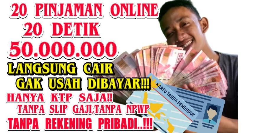 300 Aplikasi Pinjaman Online Proses Cepat Langsung Cair Mas Budiman