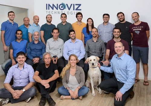 Tinuku Innoviz Technologies raised $65 million led by Naver