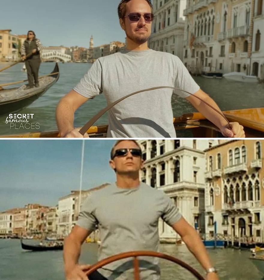 James Bond / Itália