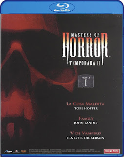 Masters of Horror – Temporada 2 Volumen 1 [BD25] *Con Audio Latino