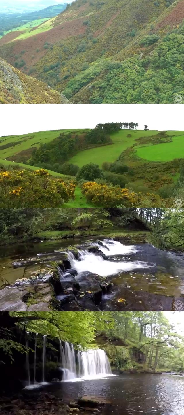 7 BEAUTIFUL PLACES IN THE WORLD THAT YOU NEED TO SEE IN REAL LIFE 6. Brecon Beacons National Park