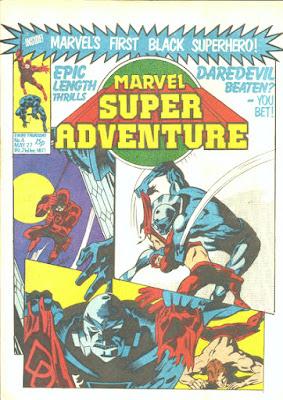 Marvel Super Adventure #4, Daredevil