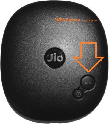 Connect to JioFi without password