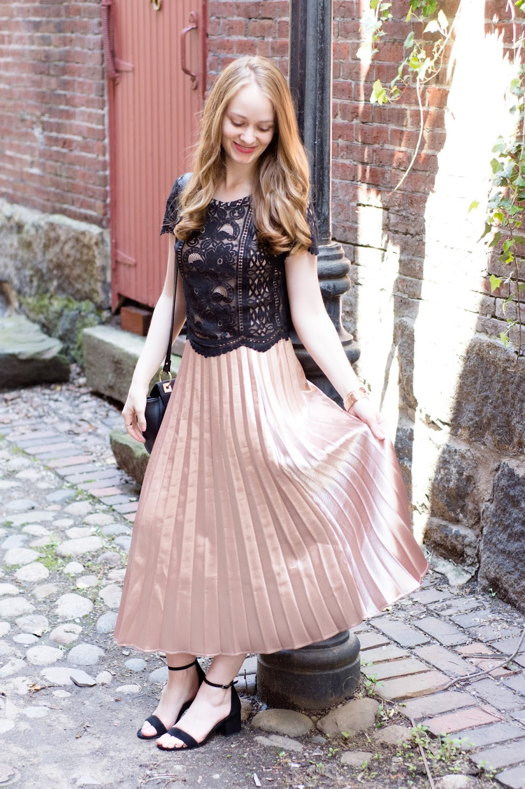 how to style pleated maxi skirts chow usa