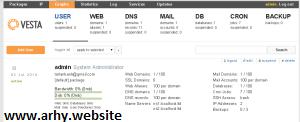 Cara setup server Centos 6.9 dengan vestacp