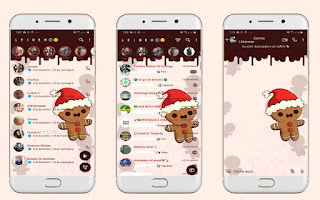 Cute Teddy Bear Theme For YOWhatsApp & Fouad WhatsApp By Leidiane