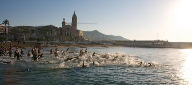 Salida Marnaton Sitges-Port Ginesta 2012