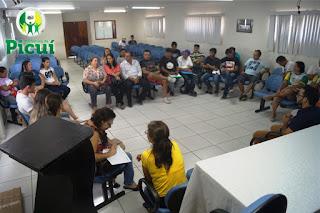 Prefeitura de Picuí reuniu artistas e incentivadores para elaborar o planejamento cultural 2017
