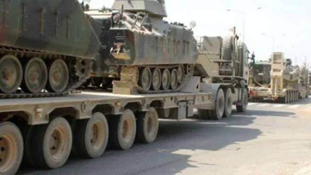Eropa Memanas, Turki Kerahkan Puluhan Tank ke Perbatasan Yunani