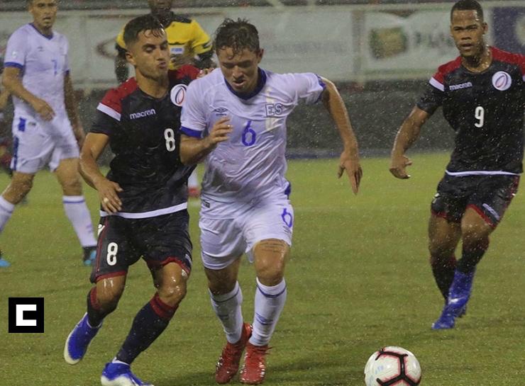República Dominicana vence por primera vez a un país de Centroamérica en fútbol