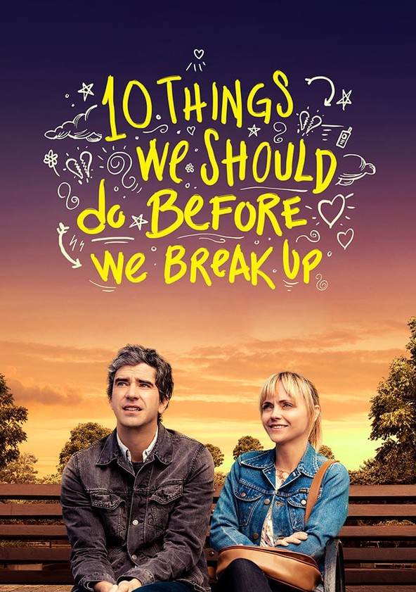 10 Things We Should Do Before We Break Up [2020] [CUSTOM HD] [DVDR] [NTSC] [Lati