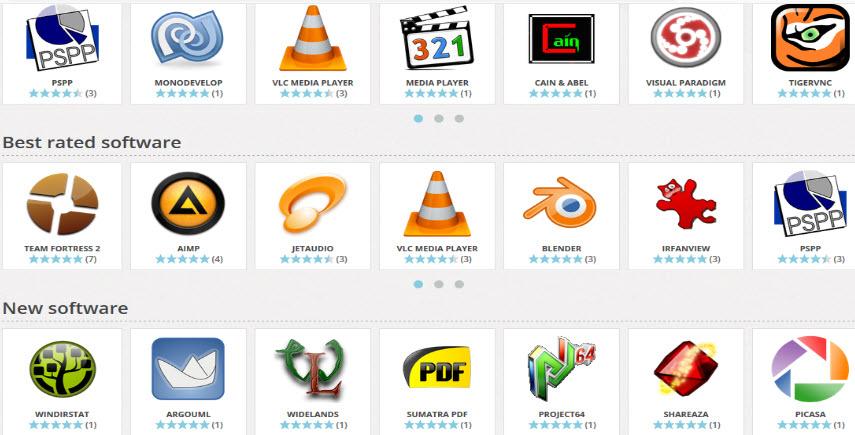 موقع للبرامج والتطبيقات مع شرح التحميل