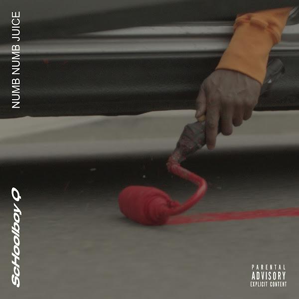 ScHoolboy Q - Numb Numb Juice - Single Cover