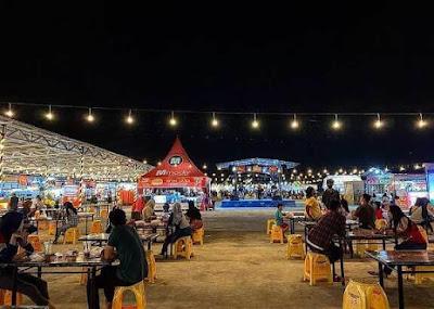 night market marelan