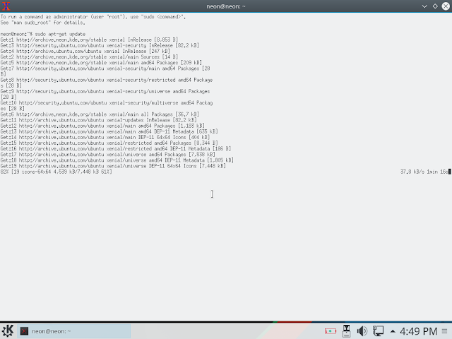 Xterm Terminal Emulator