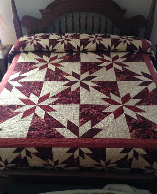 Quilting Land: Hunter's Star Quilt : free hunters star quilt pattern - Adamdwight.com