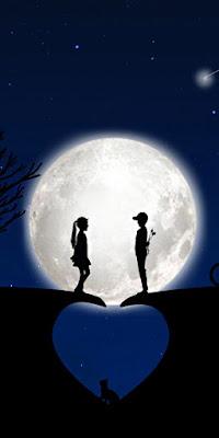 خلفيات تحفة اوى حب وعشق رومانسية جميلة جديدة للواتس اب
