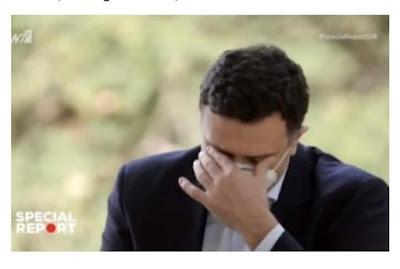 Το δάκρυ και η συγκίνηση του κ. Κικίλια για τους υγειονομικούς…