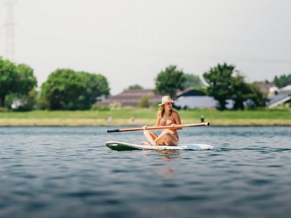 paddle boarding on TammyTalk.com