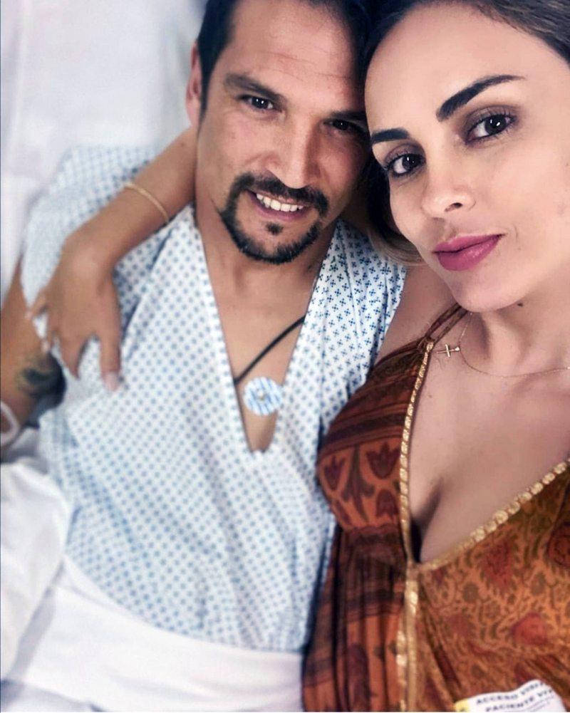 Mark González reapareció tras episodio cardiaco