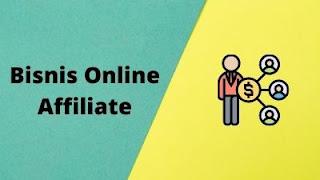 Peluang Dari Bisnis Online Affiliate