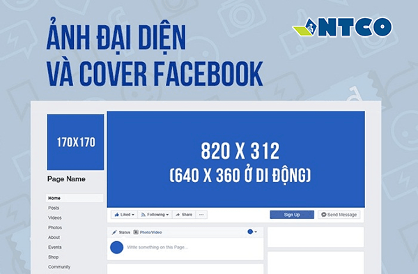 thiet ke avatar facebook