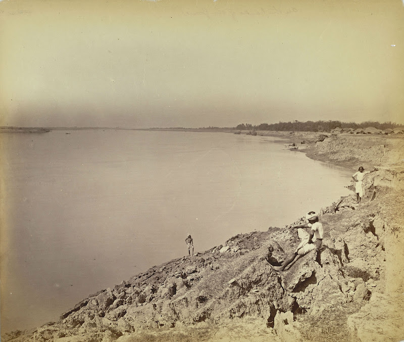 Gorai River in Bengal (Currently in Bangladesh) - 1860