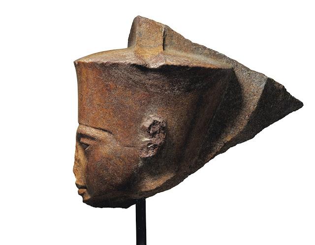 Egypt demands Christie's halt auction of Tutankhamun statue