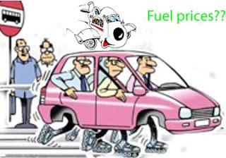 Essays on gas prices