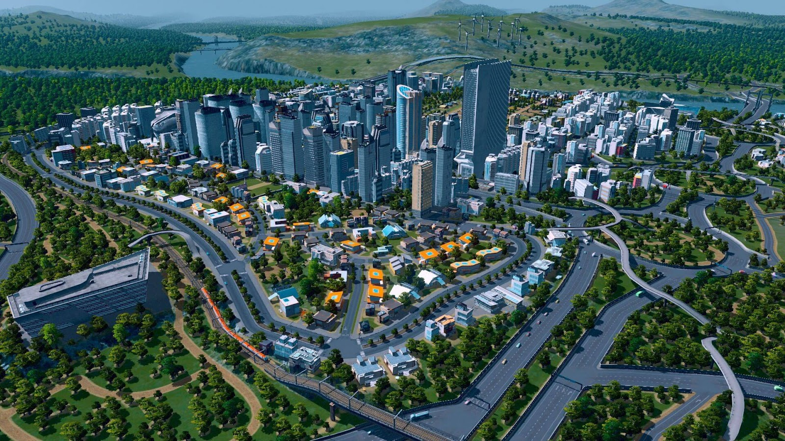 City Skylines Free Download Mac With Latest Version