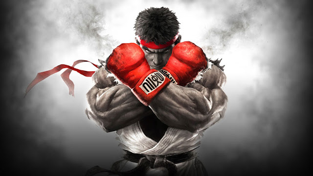 Street Fighter V Save Game a