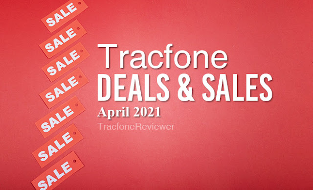 Best deals on Tracfone