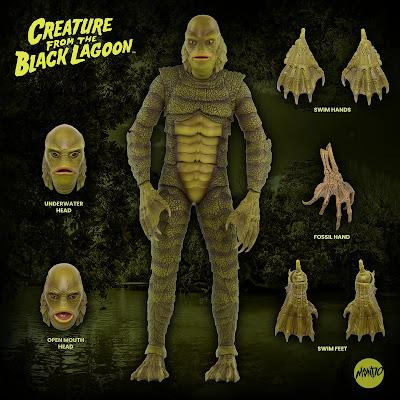 Universal Monsters Creature From The Black Lagoon 1/6 Scale Figure by Mondo