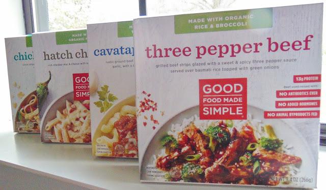 Good Food Made Simple entrees #food #ad #giveaway