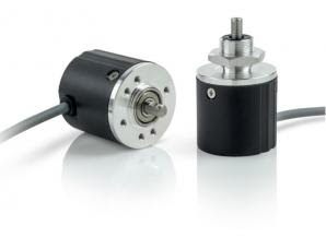 Solid shaft rotary incremental EL 40 - ER 40 (ø 42 mm) encoder series