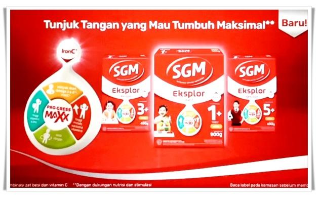 SGM Eksplor Pro-Gress Maxx IronC