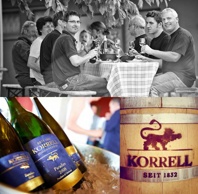 Winzer Martin Korrell (oben links) vom Naheweingut Korrell Johanneshof in bad Kreuznach-Bosenheim. #Nahe #Nahewein #MoToLogie #Korrell #Heimat