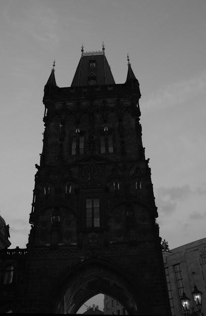 Mustavalkoisia muistoja Prahasta 29