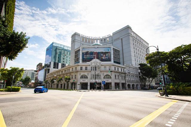 Bendevous hotel-Singapore
