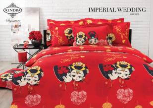 Sprei Kendra Signature Imperial Wedding