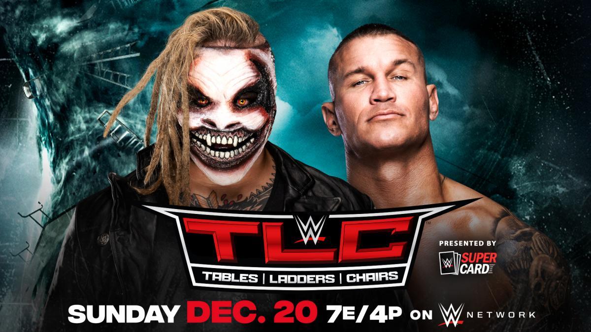 WWE anuncia estipulação para o combate entre The Fiend e Randy Orton no TLC