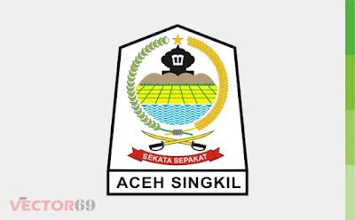 Kabupaten Aceh Singkil Logo - Download Vector File CDR (CorelDraw)