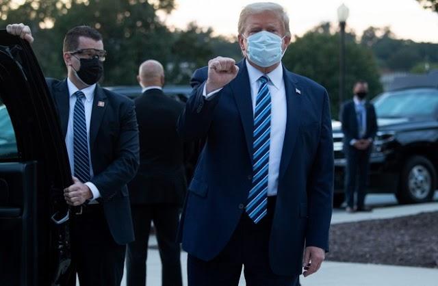 Tổng thống Trump xuất viện, kêu gọi người dân đừng sợ Covid-19